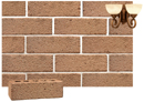 Golden Sand Color Sandblast Brick