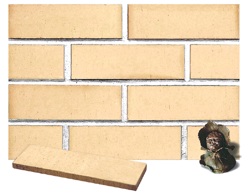 smoothface brick veneer - 4SF139-15